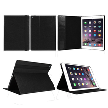 Pu Leather Smart Cover Magnetic Folding Stand Case For Apple Ipad Pro