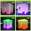 inflatable photo booth enclosure led wedding inflatable photobooth enclosure