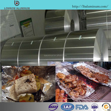 Top quality food/household/industrial packaging aluminum foil