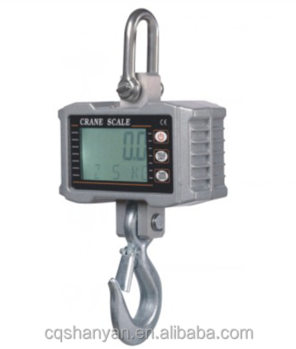Portable Electronic Scale For Crane
