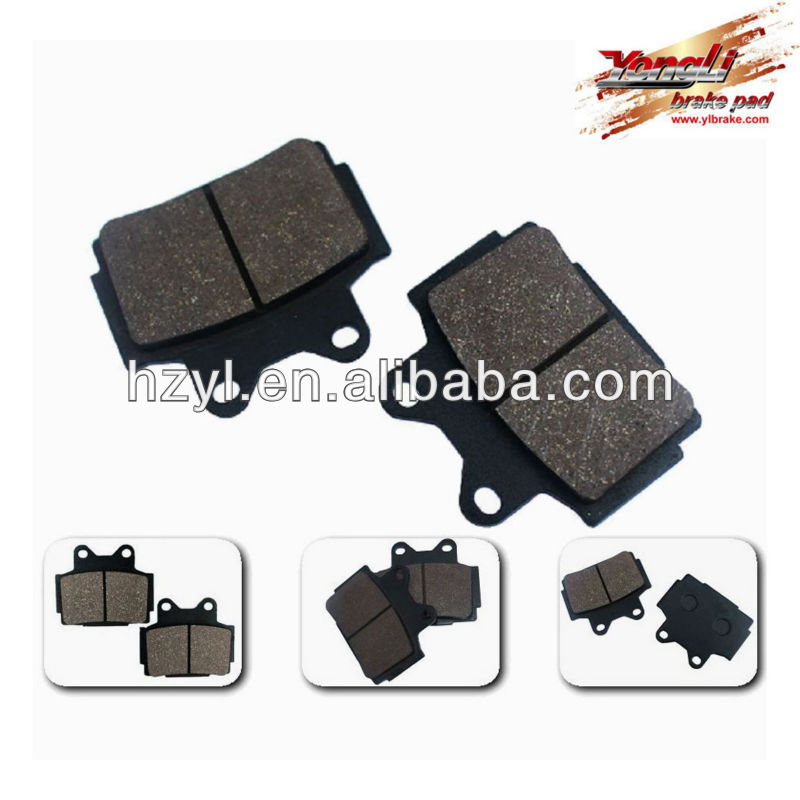 brake pad lining import chinese motorcycles
