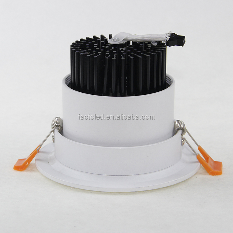 Hot sale 10w led cob downlight spotlight with CE TUV Rohs BIS