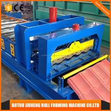 Clip Locked Galvanized Steel Tile Metal Roofing Making Machines for Sale