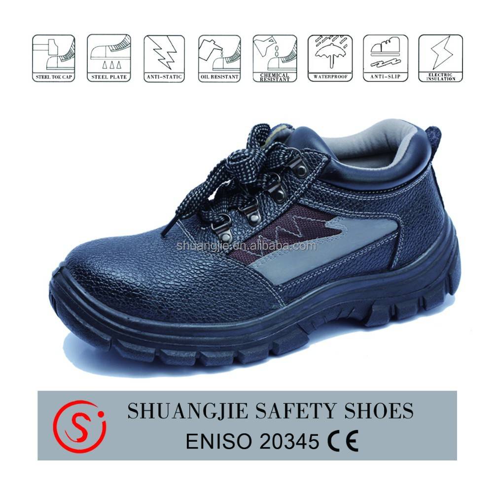 NO.9708 steel toe boots women src safety shoes