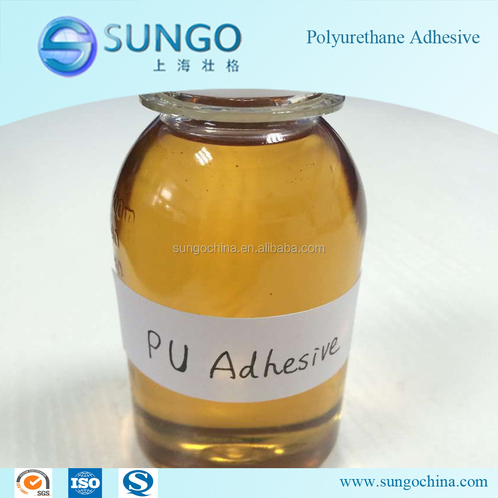 Water based Polyurethane Adhesive (PU adhesive) for Bonded Foam Scrap Foam