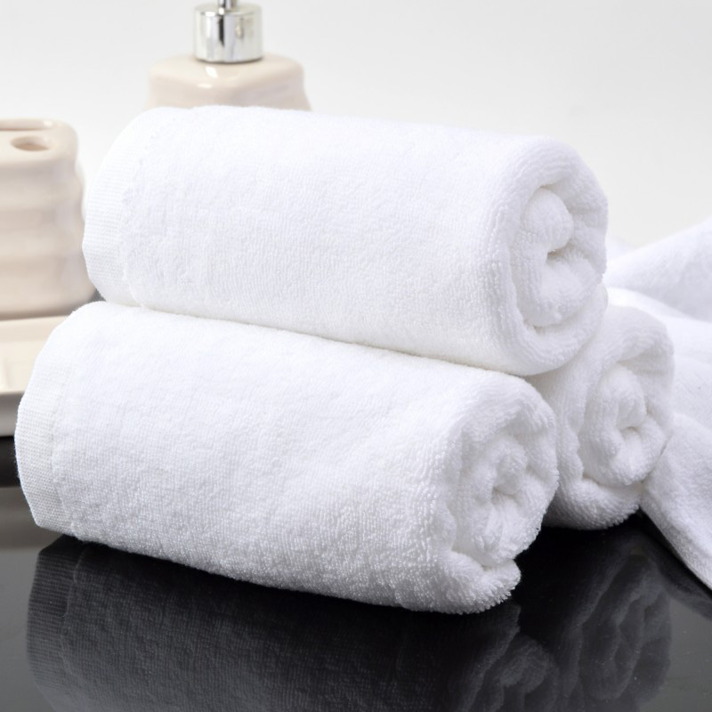 China Supplier 100% Cotton Hotel Bath Towel