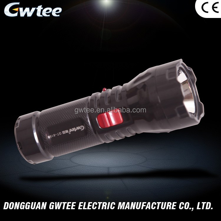 2017 Wholesale torch flashlight high quality high power led flashlight