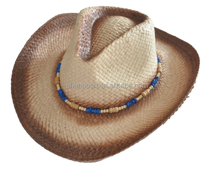 western men cowboy straw hats and caps