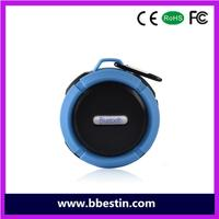bbest wholesale colorful waterproof bluetooth speaker with strong LED Lamp light for different color changes , support OEM servi