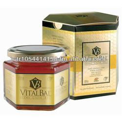 VITAL HONEY natural from Turkey High Quality Special Honey Glass Jars