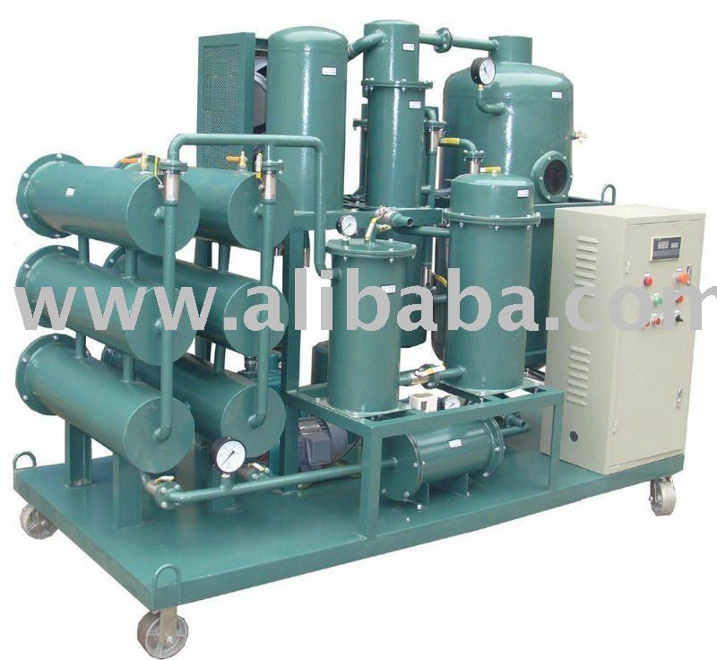 Oil Purifier System for Industrial Lubricants and Hydraulic Oils