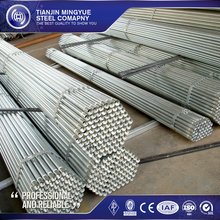 ASTM A53 hot dip pre galvanized steel pipe sleeve