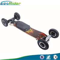 High Load Weight Maple Wood Deck Electric Skateboard for sale
