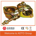 Scaffolding double coupler load capacity 48.3MM/1.02-1.05kg for mauritius africa