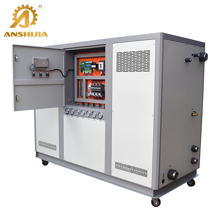 Trade Assurance Lithium Bromide Ammonia Absorption Industrial Water Chiller