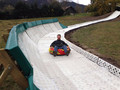 Skitrax - artificial / synthetic snow surface - Tubing track