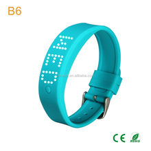 New smart bracelet watches bluetooth fitness band,sleep monitor/Calorie/ distance tracker/ pedometer wearable devices