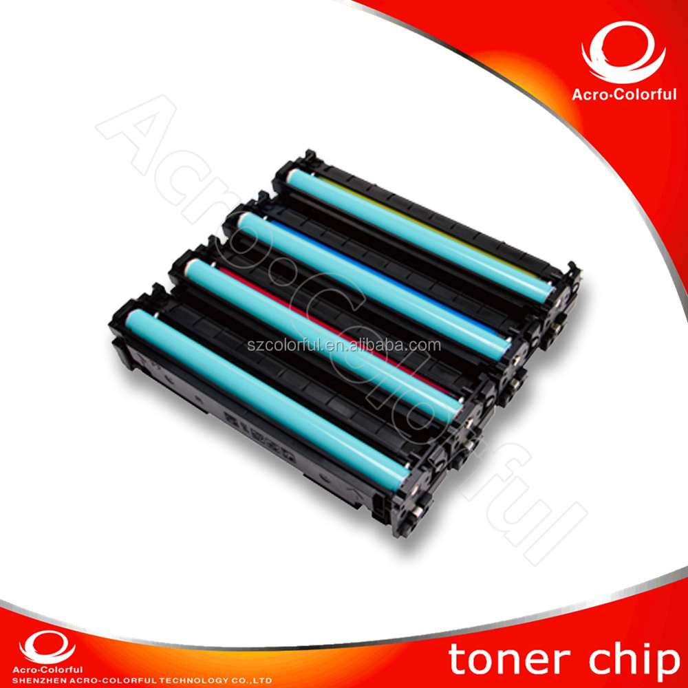 Refill for HP CF400A CF400 400A Compatible Color Toner Cartridge LaserJet Pro M252n M252dw M277n MFP