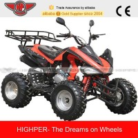 High Quality Best Selling 4x4 Quad with CE Approval(ATV014)