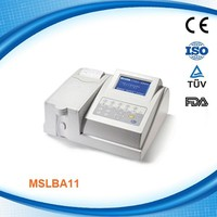Automatic biochemical analyzer MSLBA11W-2015 Coagulation Machine/Biochemistry Analyzer