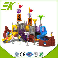 Outdoor garden amusement park games amusement park ride pirate ship