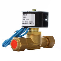 Air Conditioning solenoid valve for water price 2015 NEW