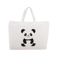 Eco High Quality Cheap Custom Printed Logo Gift Halloween Reusable Grocery Tote reusable Shopping Non Woven Fabric <strong>Bag</strong>