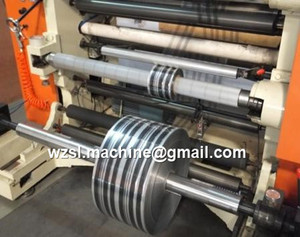 high speed Receipt Paper Slitting Machine/Thermal Paper Roll Slitter Rewinder
