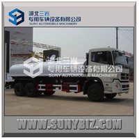 dongfeng 6*4 water tank truck 10M3 15M3 20M3 25M3 water sprinckle truck
