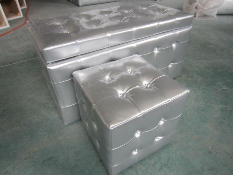 Silver Pouf Storage Ottoman - Buy Storage Ottoman,Pouf,Ottoman Product on  Alibaba.com - Silver Pouf Storage Ottoman - Buy Storage Ottoman,Pouf,Ottoman