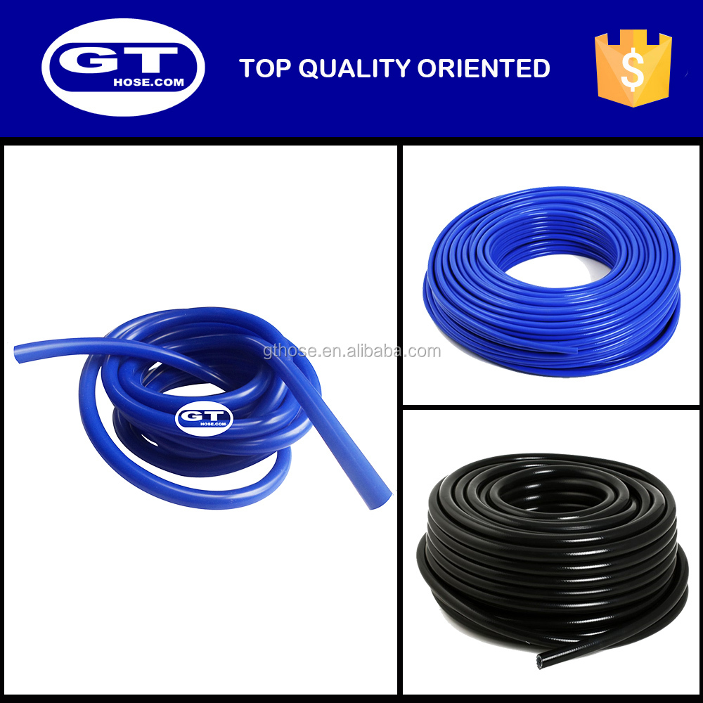vacuum tubing/10mm soft rubber hose/silicone hose