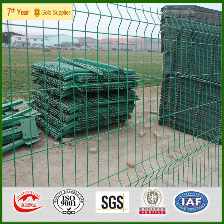Welded Wire Mesh fence,Price Of PVC coated Fence ,Factory Fence