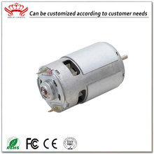 18V Dc Battery Powered Electric Motor 19500Rpm Motor For Electric Drill