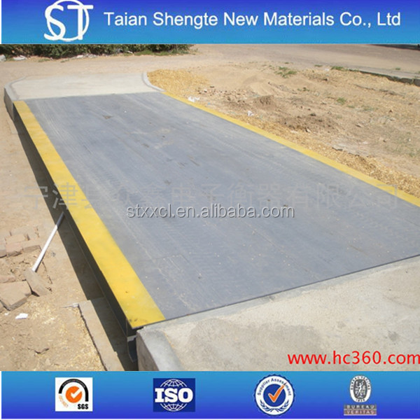 High quality truck scale price/weighbridge for sale best price