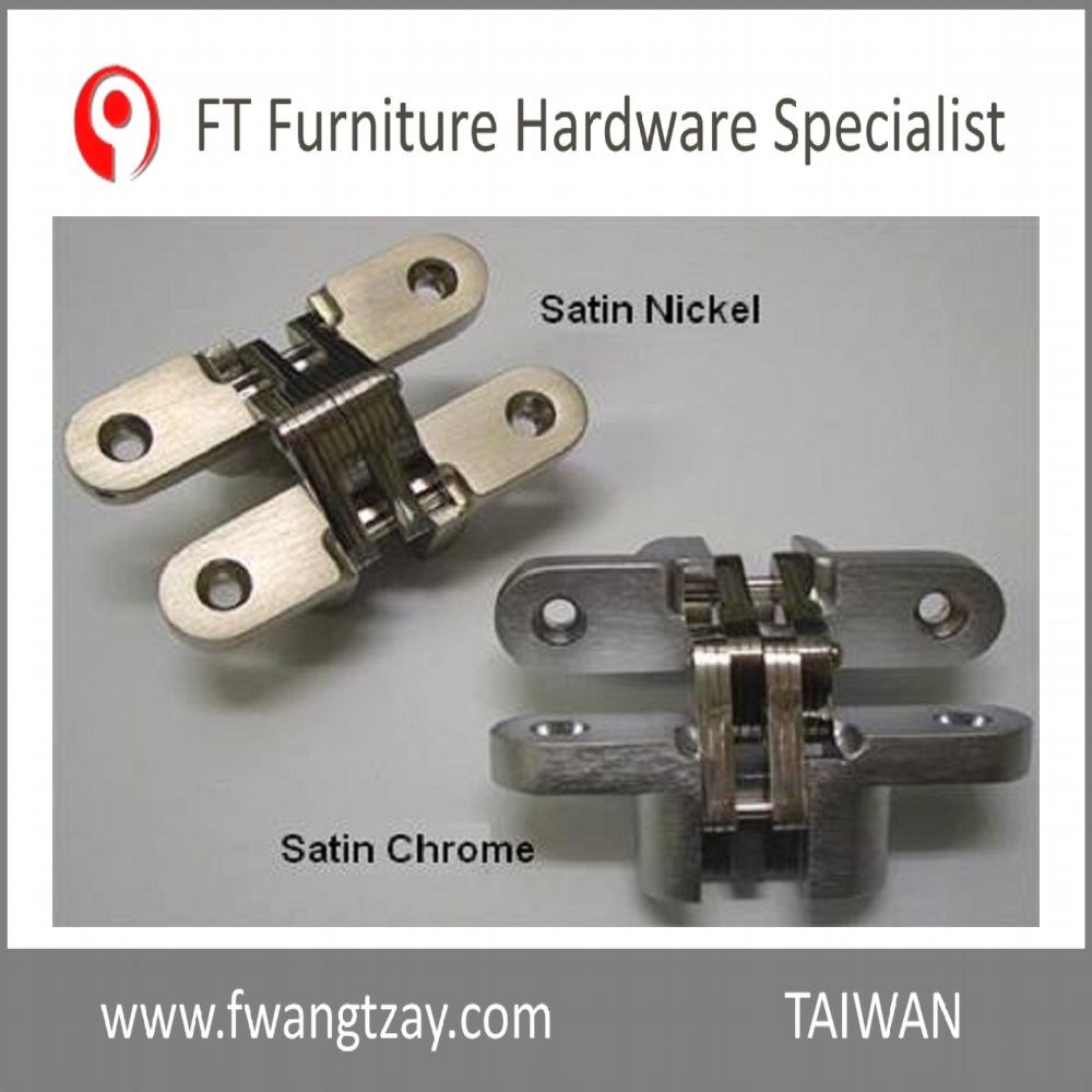 Taiwan Hardware Manufacturer Best Quality 180 Degree70 mm Zinc Alloy Heavy Duty Furniture Desk Connecting Hinge