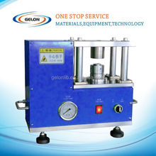 Electric automatic coin cell case sealing machine for battery machine ,battery lab making machine