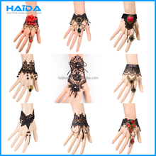 Fashion wholesale factory price lace bracelet jewelry, tassel bracelet