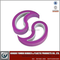 silicone Rubber Molded Parts ISO9001 & TS16949 Approved