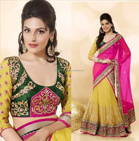 New Latest Girls Lehenga Choli / Ghagra Choli / Garba Dance Dress R5363