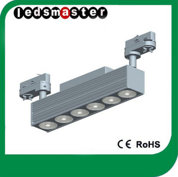 LED Track Light 30W For Supermarket Anti-Glare System
