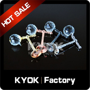 KYOK New design curtain plastic hook , adjustable plastic curtain hook ,curtain rod hook