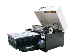 Galaxy-Jet X economische 8 kleur nieuwe digitale flatbed inkjet uv varnish printing machine 6090