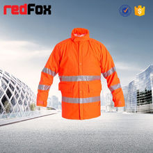 hi vis protective high quality womens winter jacket and coat