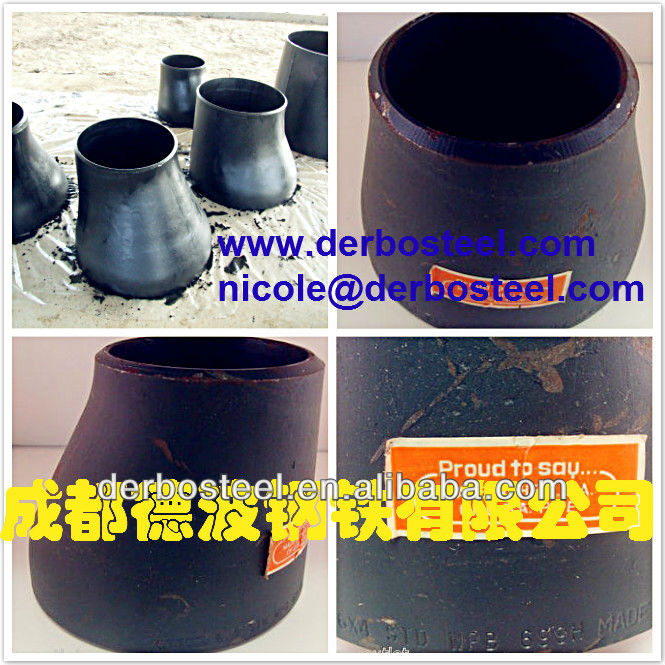 inquir now ! 2013 china CON. Reducer Black Paint A-36 Material
