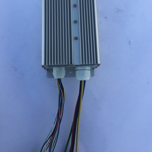 60v 75a 1200w 1250w induction power brushless dc motor controller 48v electric rickshaw