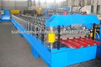 Manufacturer! Competitive Price galvanized roofing sheet roll forming machine