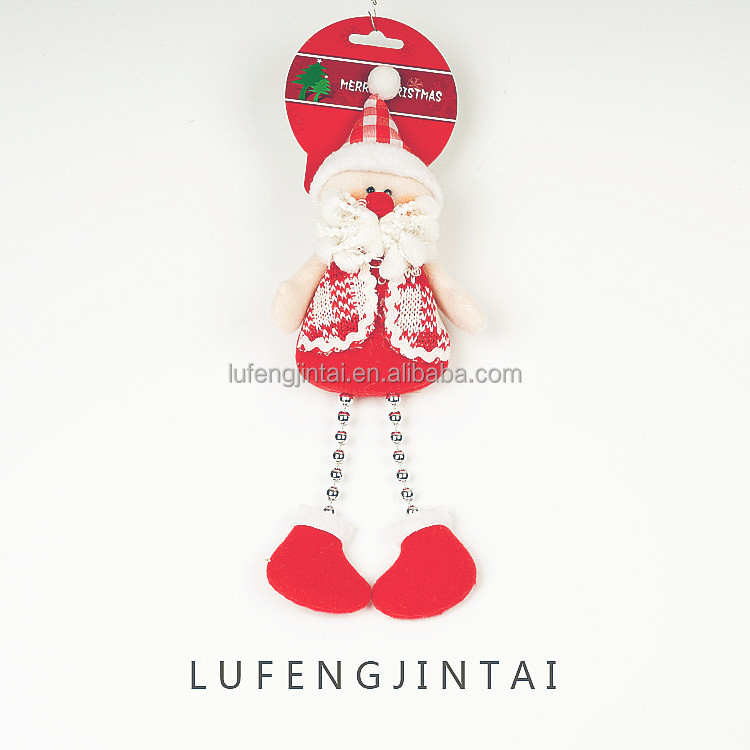 christmas decoration 2016 lovely inflatable christmas doll