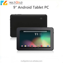 9 inch Tablet PC A33 Quad Core HD 8GB Dual Camera 9 inch Android PC WIFI Tablet
