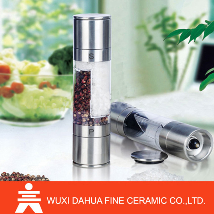 Spices grinder Manual black pepper mill Pepper Mill in Kitchen Duo Black pepper grinder