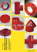 Fire & Gas - Detection & Protection Systems pipe fittings & couplings